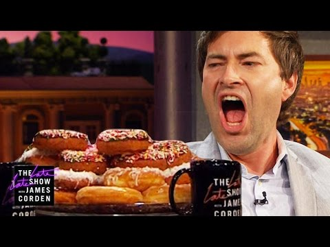 Donuts for Mark Duplass, Judd Apatow & Cobie Smulders