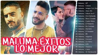▶MALUMA MIX 2019 LO MAS NUEVO🔥Maluma Mix Exitos 2019 Mix Todas sus Canciones🔥Maluma Album Completo