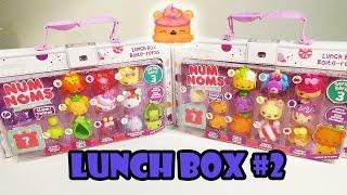 num noms series 3 lunch box unboxing 2 13 pack   birdpoo reviews