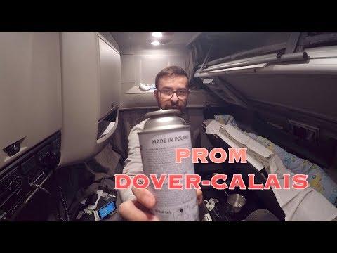 Przeprawa Dover - Calais | Dzień kierowcy | Tkaczykowski