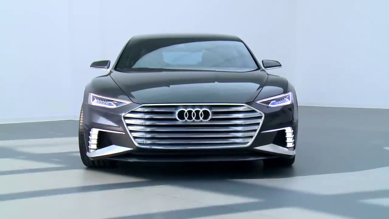 2021 All Audi A9 New Concept