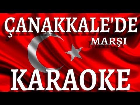 Çanakkale'de (karaoke) - Ayhan Öztürk