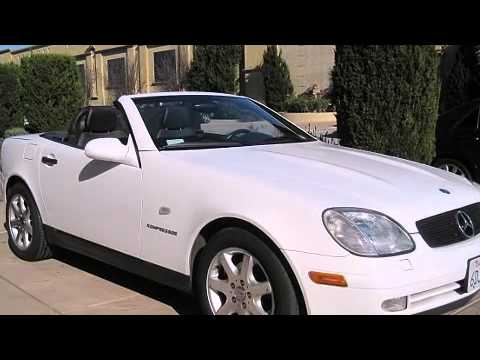 1999 Mercedes Benz Slk Class Slk230 In San Jose Ca 95148