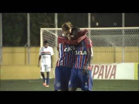 Bahia 2 x 0 Fast-Copa São Paulo 2017