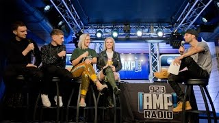 AMP Live Session with Clean Bandit & Anne-Marie
