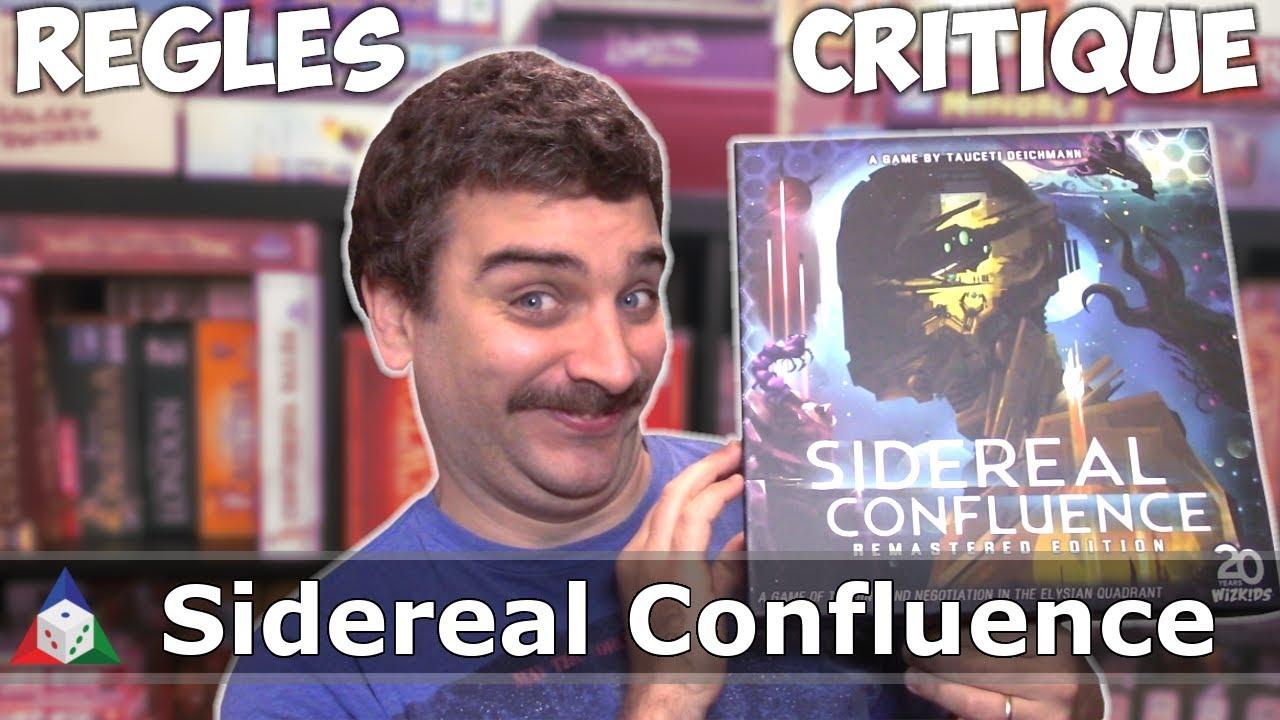 Download Sidereal Confluence - Règles complètes et critique