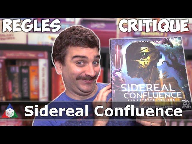 Sidereal Confluence - Règles complètes et critique