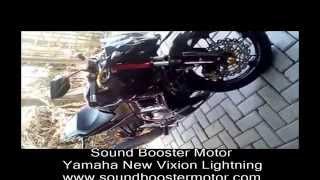 Sound Booster Motor Yamaha New Vixion Lightning