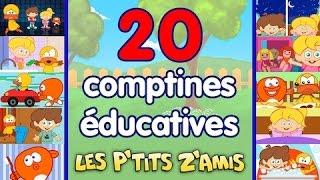 20 clips infantis - em francês com legendas
