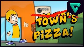 ANIMACION ITOWN - TOWN'S PIZZA | TGN