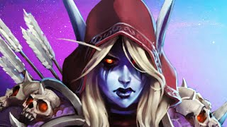 """Trying the """"New"""" Sylvanas 