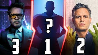 Top-10 Smartest Superheroes from MARVEL and DC | Iron man is 3rd Smartest Superhero |who is 1st ? |