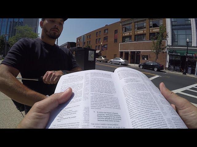 Gospel of God Ministries- Evangelism Minute Episode 27 (Dealing With Spiritual White Fuzz)