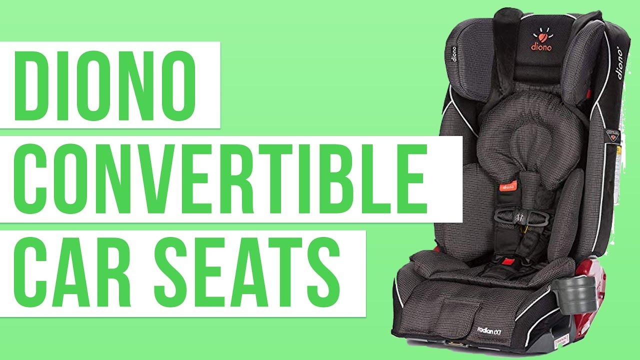 Diono Convertible Car Seats 2018