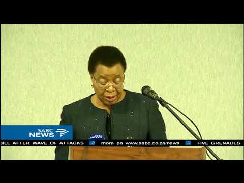 Graça Machel call on the nation to do some soul searching