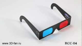 3d-fan.ru RCC-04 - Анаглифические красно-голубые 3D очки картон(3d-fan.ru RCC-04 - Анаглифические красно-синие картонные очки, черные, двуслойные, США, с логотипом Ford и сайтом fordvehic..., 2013-01-05T13:21:25.000Z)
