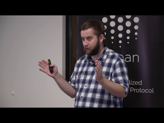 Sergey Nazarov, CEO - Chainlink - Securely connecting Smart Contracts to off-chain data and events