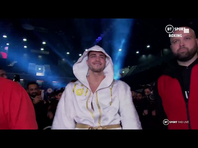 Tommy Fury DESTROYS opponent inside opening round in first fight since Love Island   Full Fight