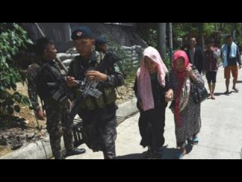 How the Manchester attack echoed in the Philippines - BBC TOP NEWS
