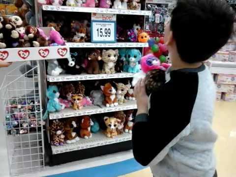 Beanie boo hunt toys r us part 1