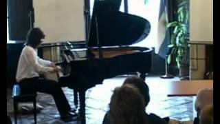 H. Villa-Lobos - Lenda do Caboclo - Javier Villegas