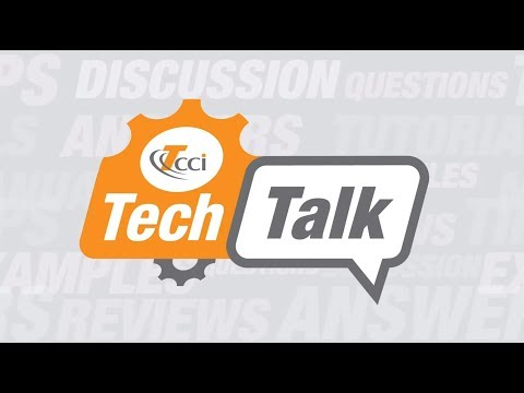 T/CCI Tech Talk Episode 4: Preparing Cooling Systems for Warmer Months