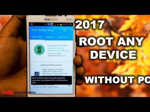 | 2017 | Root and unRoot Safely our Android Device