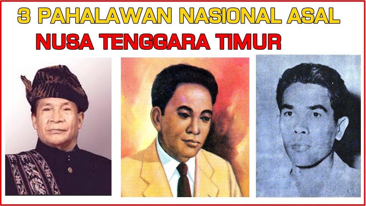 Gambar Pahlawan Nasional Dan Riwayat Hidupnya