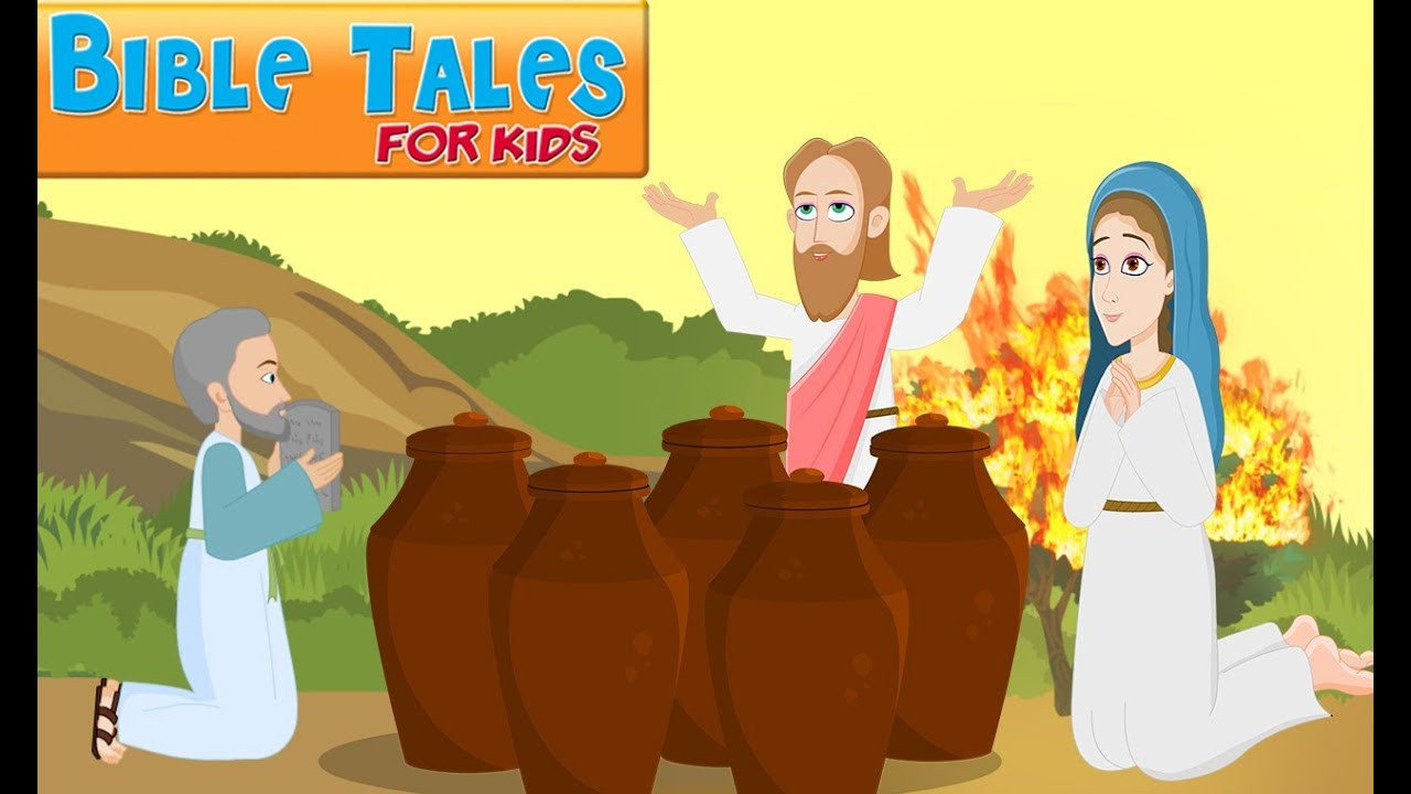 Christmas Story for Kids -The Birth of Jesus & Miracles of ...