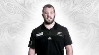 Owen Franks: All Black 1094