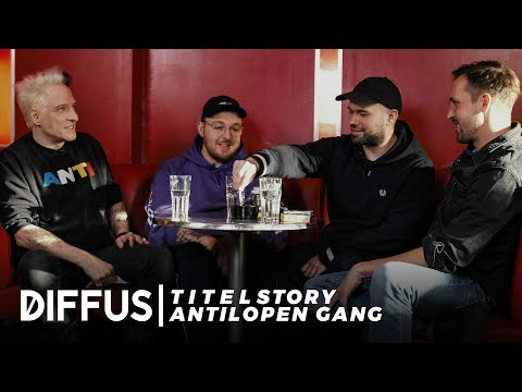 "Bela B trifft die Antilopen Gang: ""Abbruch Abbruch"" Punk vs Rap & Erfolg  DIFFUS TITELSTORY"