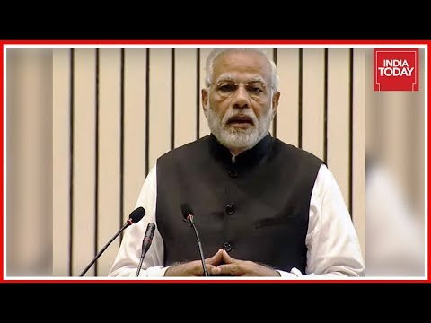 PM Modi Speaks To Business Leaders At FCCI, New Delhi