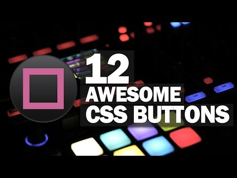 12 Cool CSS Buttons Ideas And Inspirations