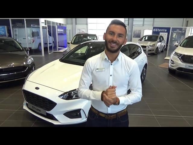 🚙 Découvrez la Ford Focus 2018