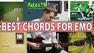my favorite chords for emo