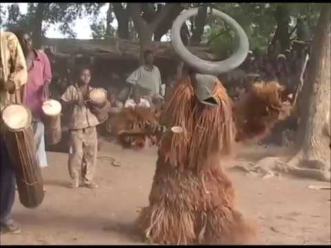 Dancing African tribes (Acid Techno)