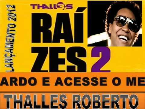 thalles roberto cd raizes 1