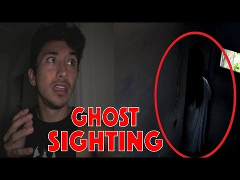 My APARTMENT IS HAUNTED! *Ghost Caught On Camera* (REAL PARANORMAL ACTIVITY)