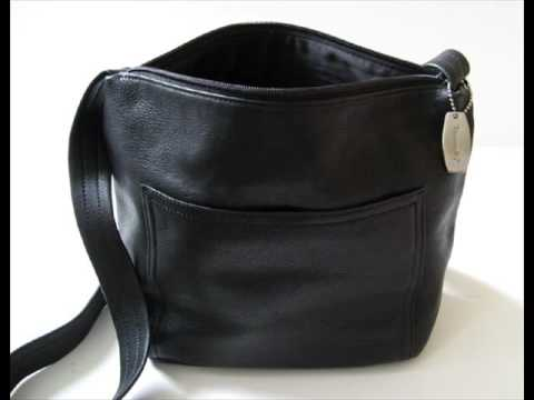 Black Leather Crossbody Bag Small UK - YouTube c42e6911c