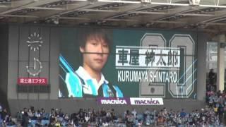2016年明治安田生命J1リーグ1st第2節 vs湘南ベルマーレ(@等々力陸上競...