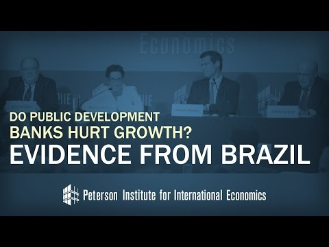Do Public Development Banks Hurt Growth? Evidence from Brazil