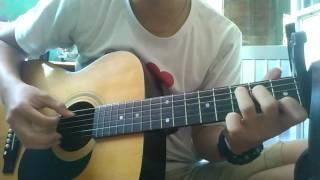 [Guitar solo fingerstyle] Spectre - Alan Walker