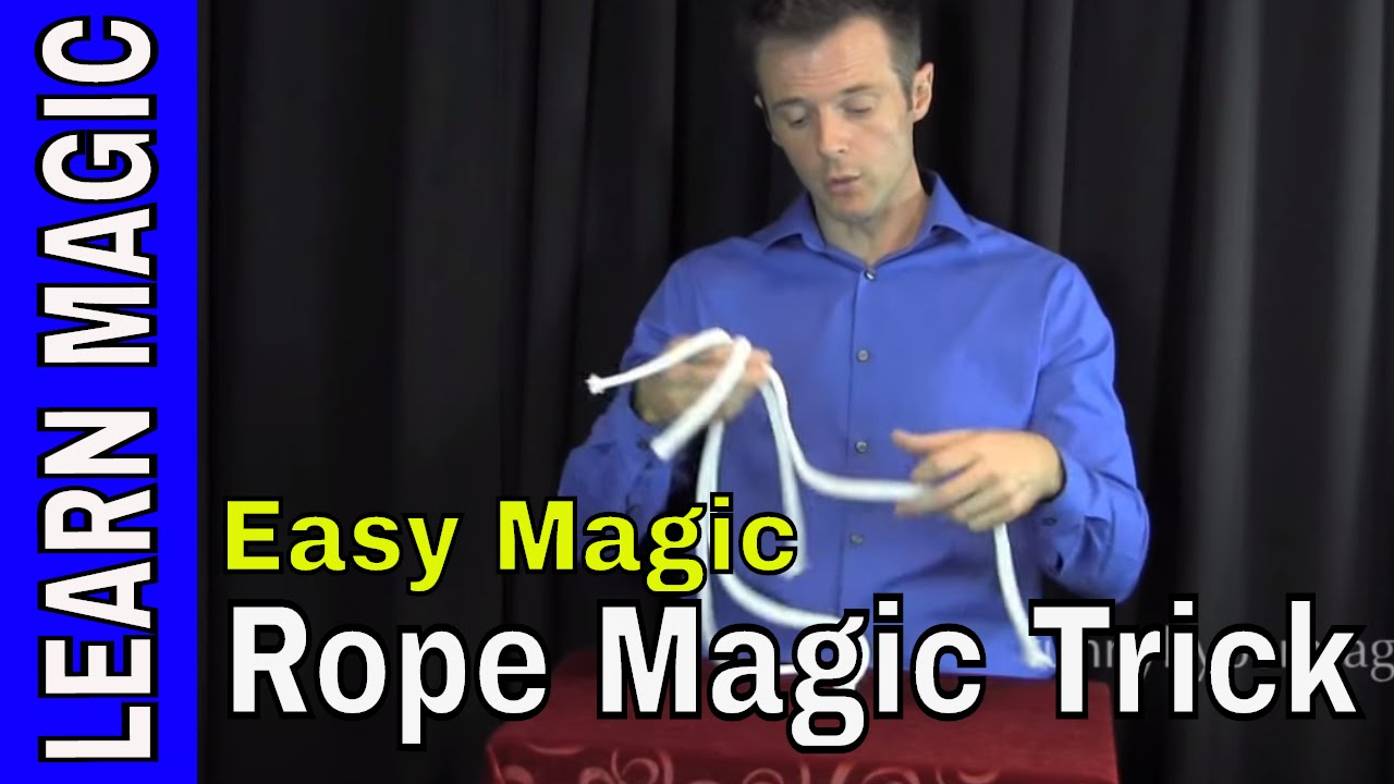 Magic Tricks For Kids – You Can Do Magic!