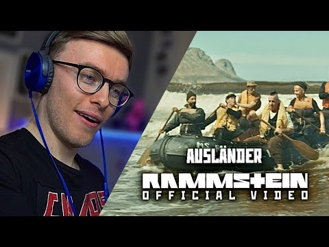 Rammstein - Ausländer (Official Video) | First REACTION!