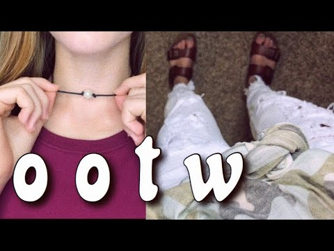 A WEEK OF OUTFIT IDEAS FOR SCHOOL 2