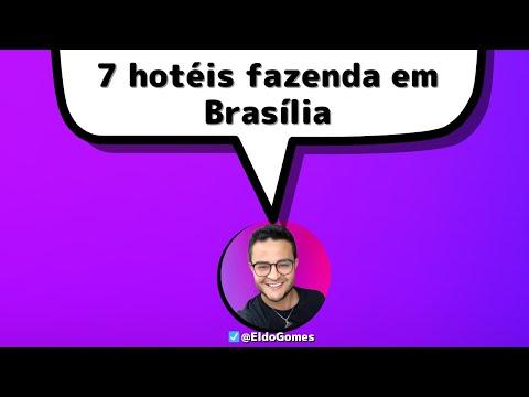 Hotel Fazenda em Brasília: 7 hotéis fazenda ao redor de Brasília e Goiânia [ViagensDoEldo]