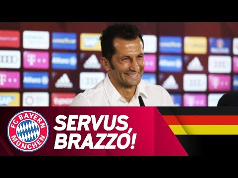 ReLive | Presentation of Salihamidžić as FC Bayern Sporting
