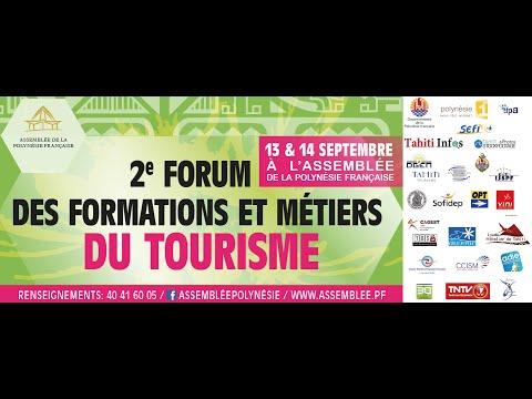 2ème édition du Forum sur les formations et métiers du tourisme - 2016 Day2
