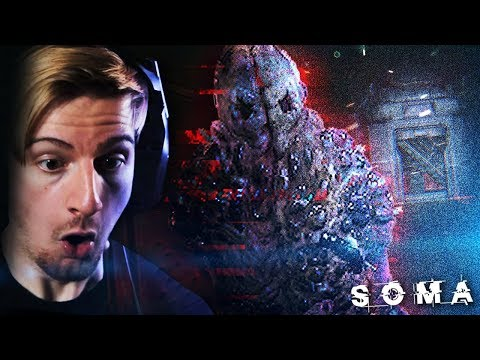 THERE'S SOMETHING ELSE DOWN HERE WITH US. || SOMA (Part 5) thumbnail