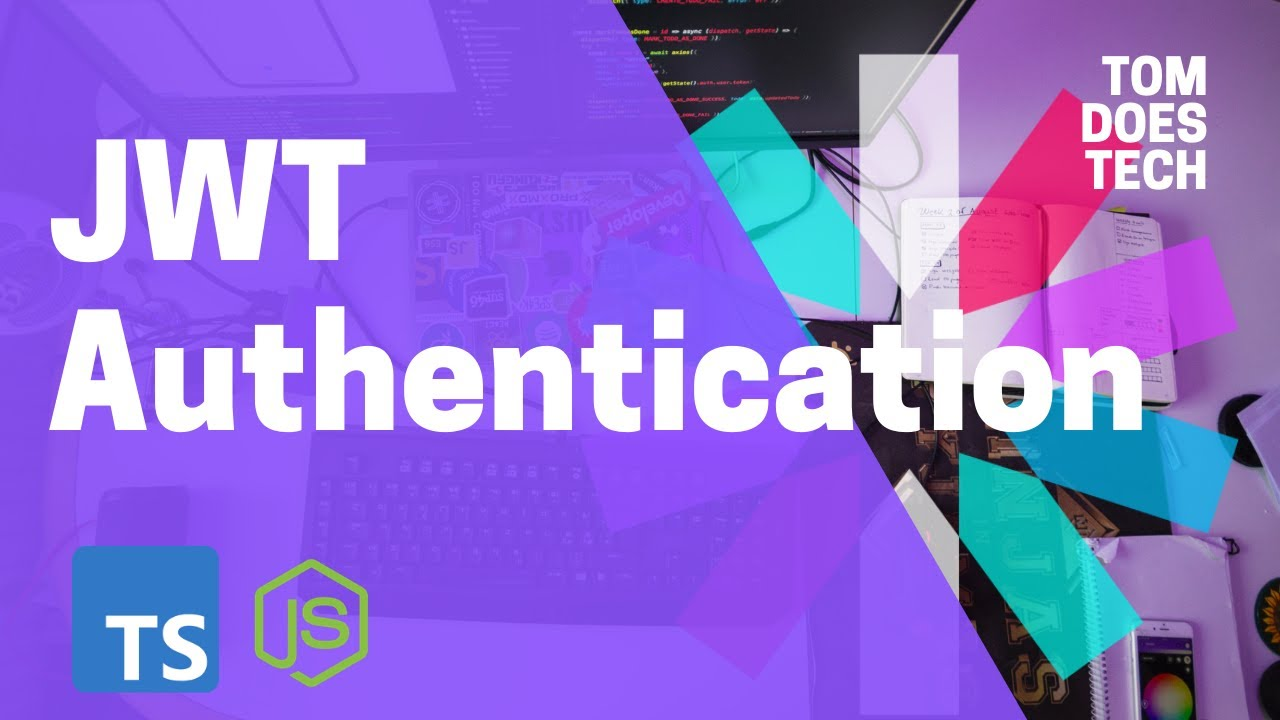 JWT Authentication with Access Tokens & Refresh Tokens - Node.js